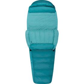Sea to Summit Altitude AT II Sleeping Bag Regular Women ocean/arctic